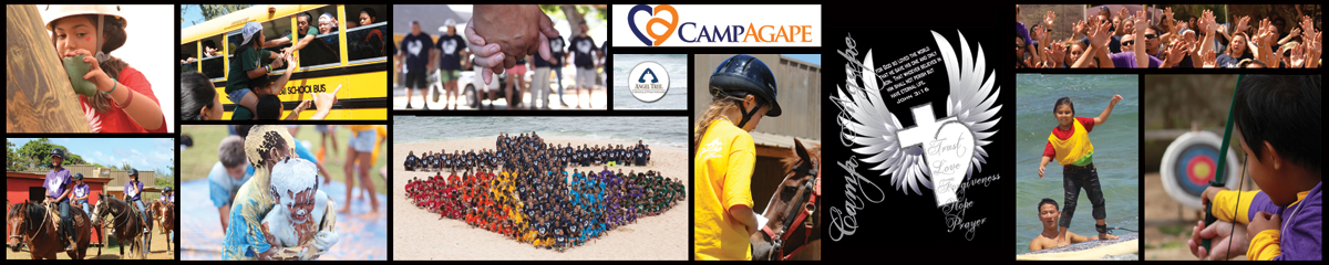Camp Agape Hawaii - reaching the children of the incarcerated in Hawaii