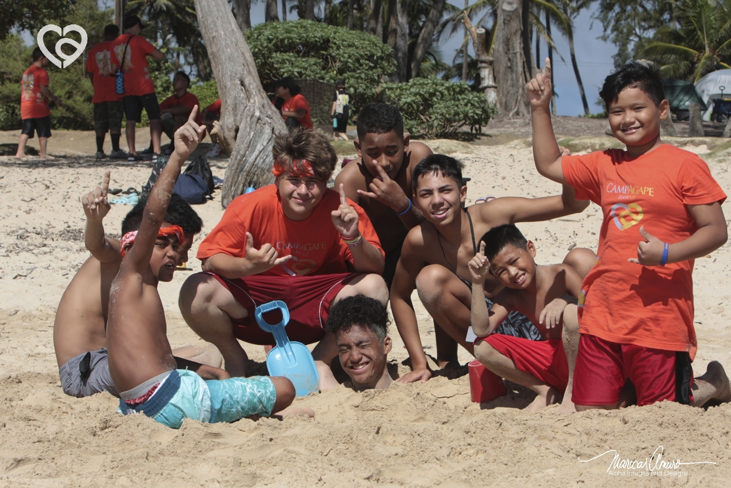 Camp Agape Hawaii 2020