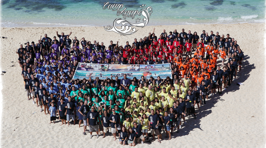 2011 Camp Agape Hawaii Group Photo